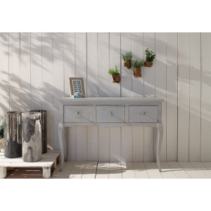 3-drawer Console 272