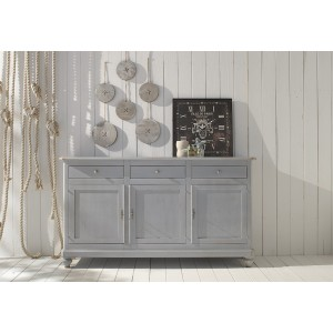 Sideboard with 3 drawers...