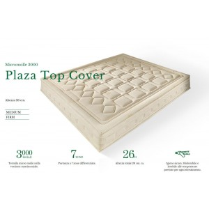 PLAZA TOP COVER