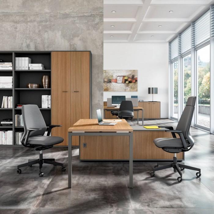 Quadrifoglio Mobili Per Ufficio.Con I Prodotti Di Quadrifoglio Office Non Rinunciare Alla Qualita