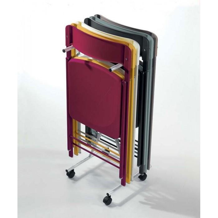 Porta Sedie Pieghevoli Ikea.Sedie Pieghevoli Carrello