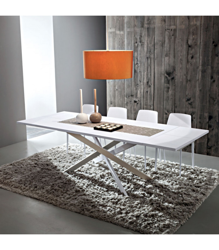 RENZO EXTENDABLE TABLE