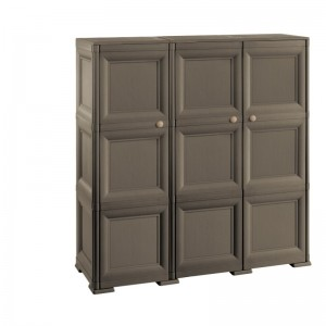 3 DOORS CUPBOARD H.125