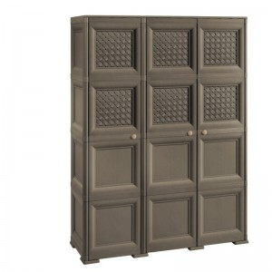 CUPBOARD 3 DOORS PERFORATED...