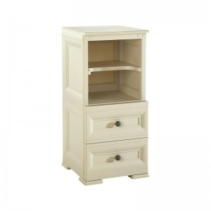 CHEST OF 2 DRAWERS WITH...