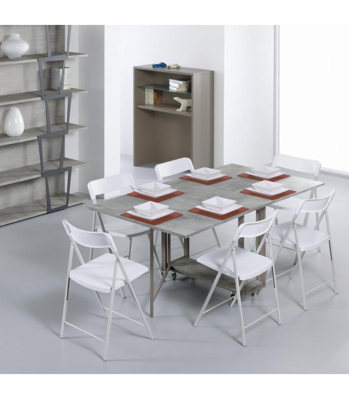 LIBRERIA ARCHIMEDE + tavolo...