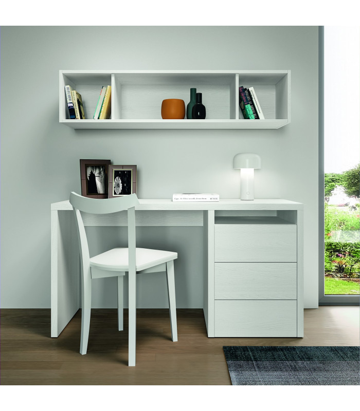 HOTELLO DESK WITH DRAWERS