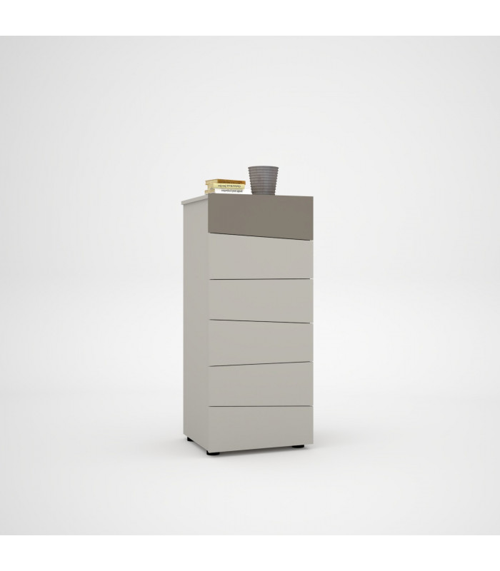 Chest of 6 drawers AMBRA