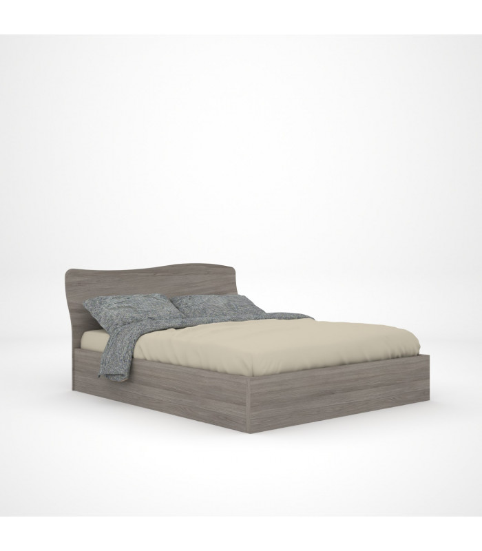 PACP BED WITH STORAGE FRAME