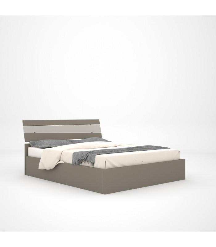 MISTRAL BED WHIT STORAGE FRAME