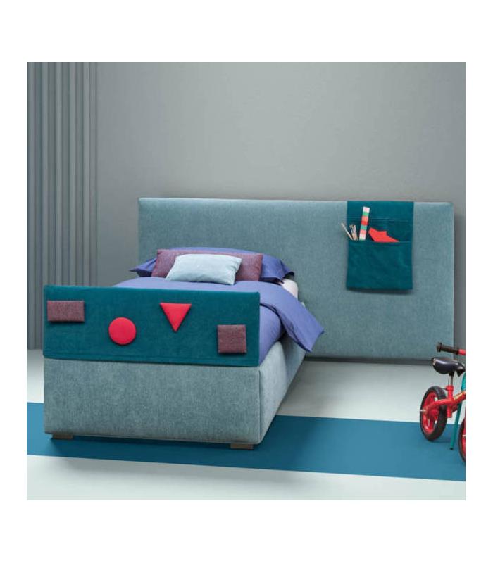 Plain Dormeuse con letto...