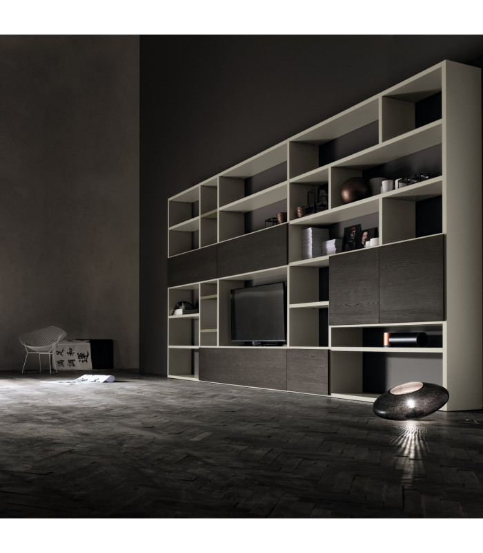 BOOKCASE INTEGRA GS101