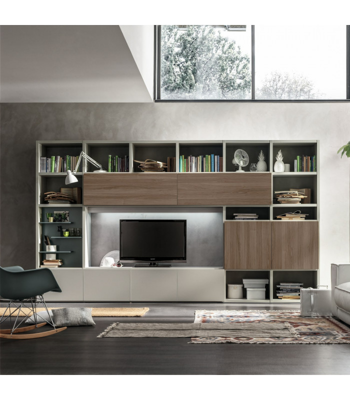 BOOKCASE INTEGRA GS103