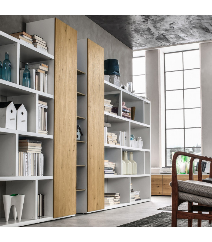 BOOKCASE INTEGRA GS108