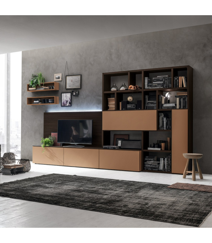 BOOKCASE INTEGRA GS112