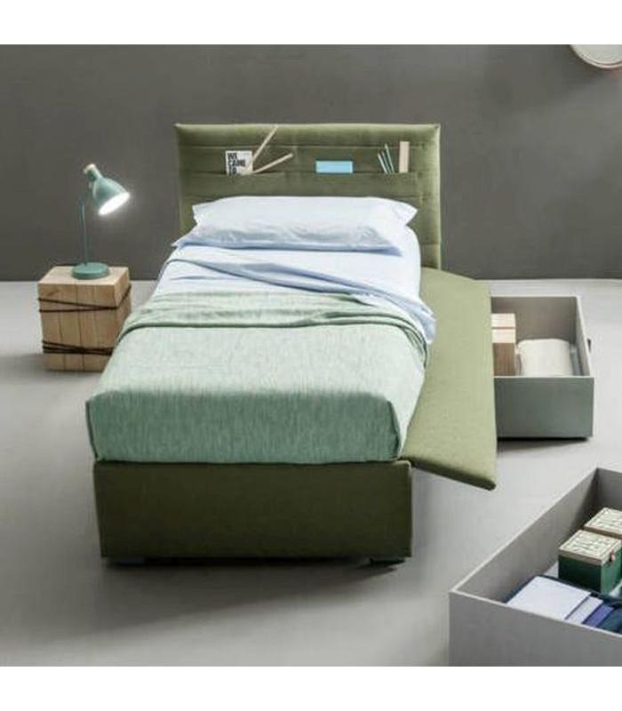Pocket con letto estraibile