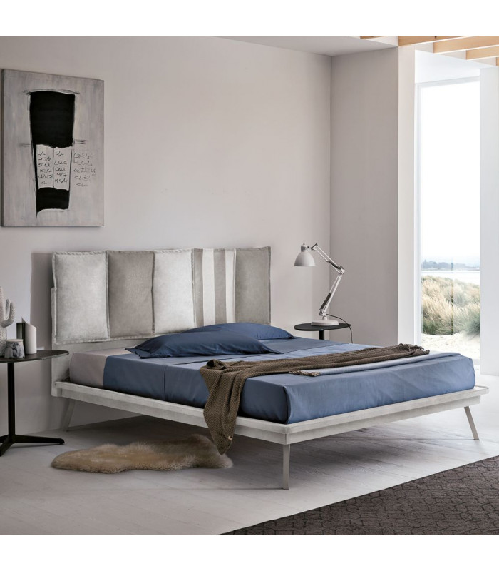 SANTORINI DOUBLE BED