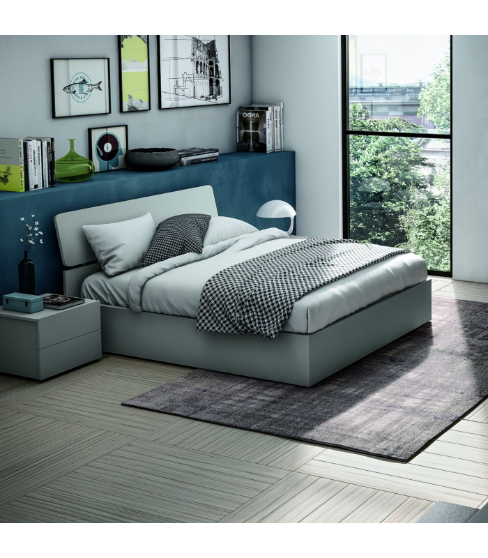 Vela bed whit storage frame