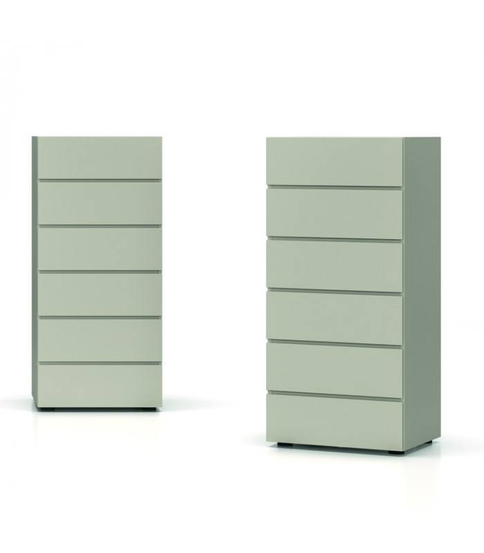 COBALTO 6 DRAWERS MODULE