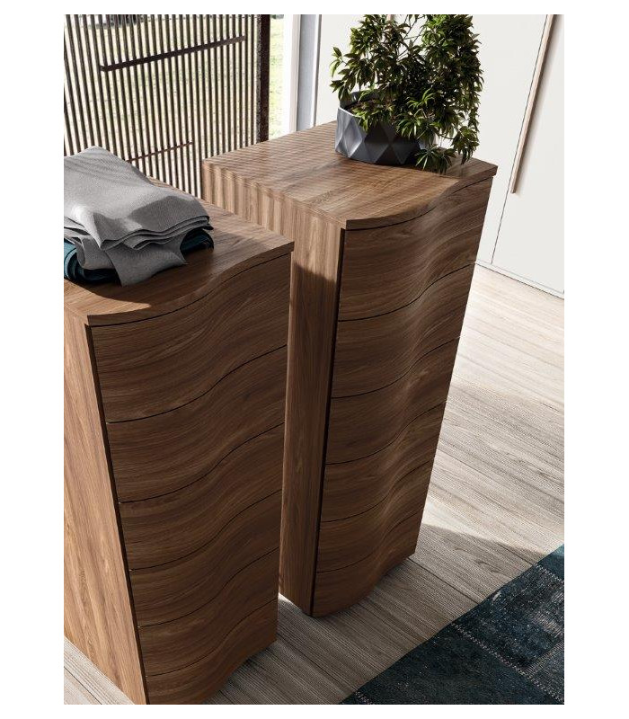 ARCO CHEST OF 6 DRAWERS