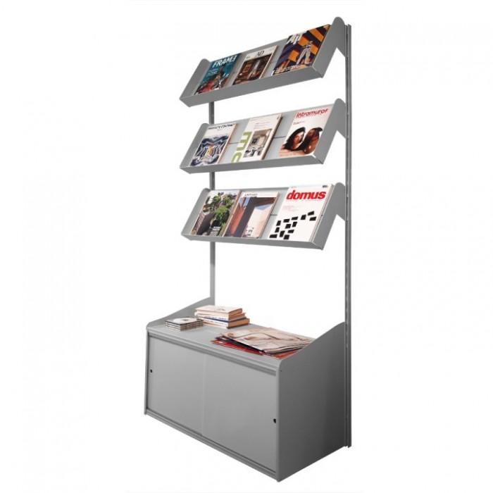 Centro Del Materasso Trieste.Trieste Bookcase System Composition 5