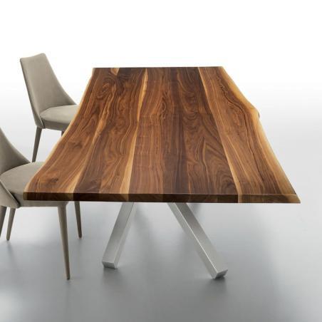 Vendita online tavoli in legno, vetro o metallo - Arredinitaly