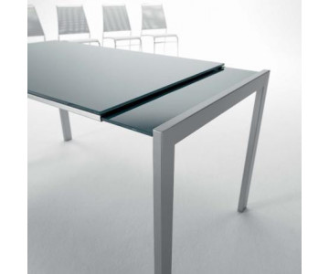 Tavoli allungabili in legno, plastica o metallo - Arredinitaly
