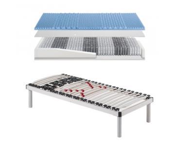 Reti e materassi di qualità made in Italy, direttamente dalla fabbrica a casa tua.
