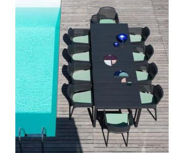 Set tavolo e sedie per esterni, qualità italiana al miglior prezzo.