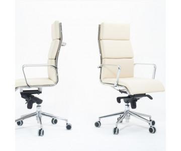 Poltrone direzionali per ufficio Made in Italy. Qualità e comfort da Arredinitaly