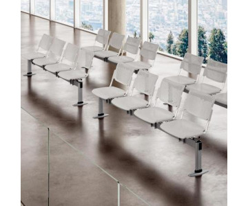 Chairs and armchairs for waiting room in the Office-Arredinitaly