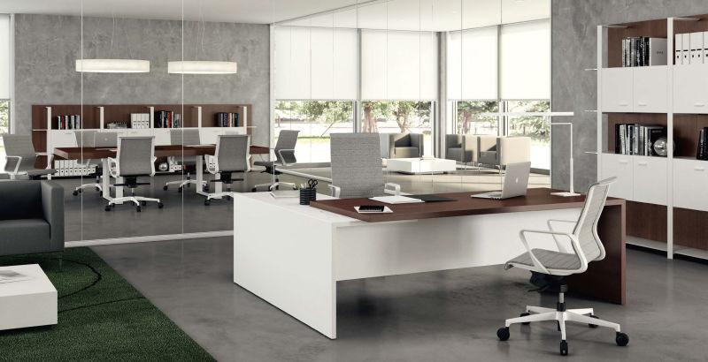 Mobili Per Ufficio Veneto : Quadrifoglio office produzione uffici veneto