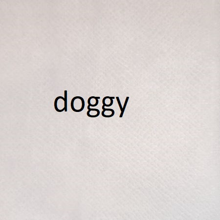 Doggy (cat. D)